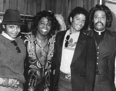 Michael-Jackson-Janet-Jackson-Al-Sharpton-James-Brown