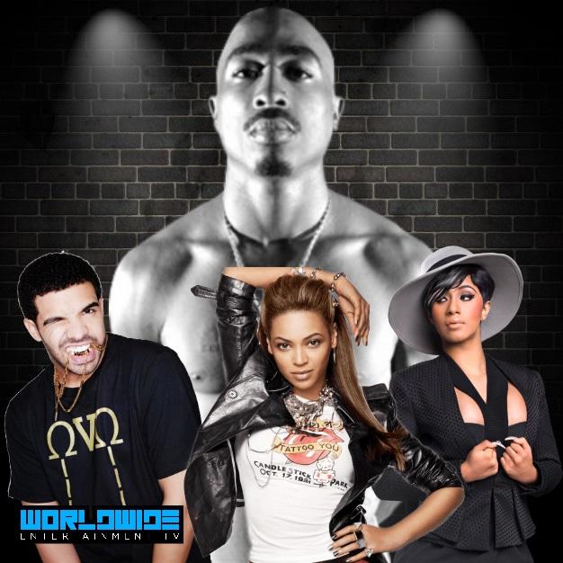 tupac album