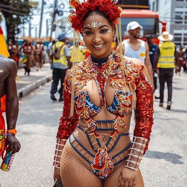 shenseea carnival