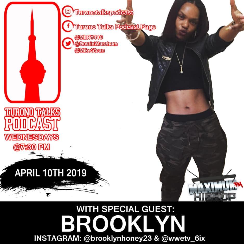 brooklyn turono talks