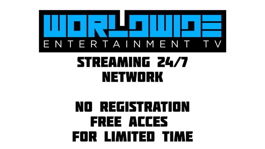 worldwide entertainment tv network