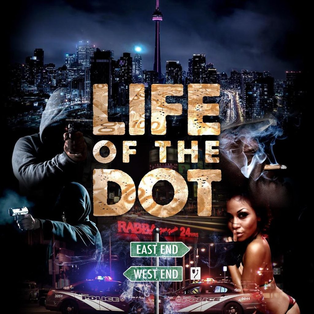 Life Of The Dot poster