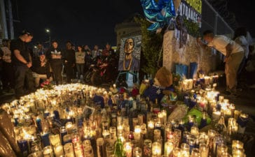 nipsey hussle candle light