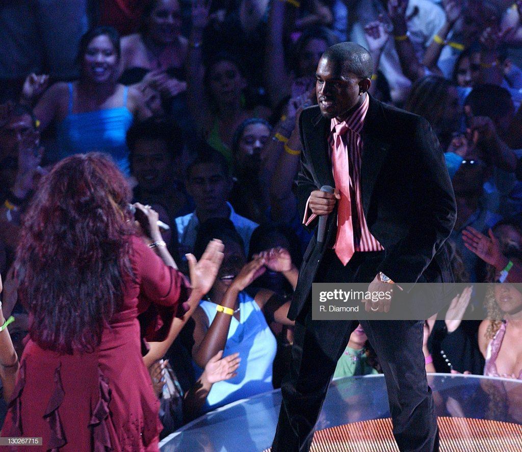 Kanye West Chaka Khan
