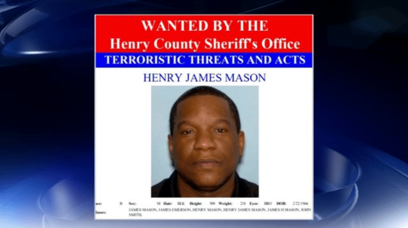 Henry James Mason