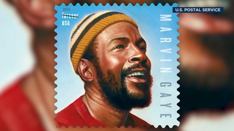 marvin gaye stamp