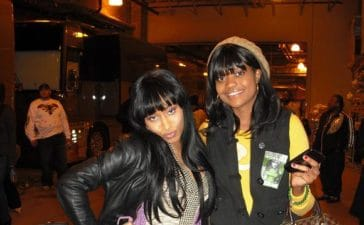 karen civil nicki minaj