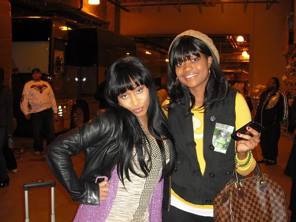 nicki minaj karen civil