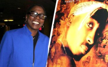 tupac mother