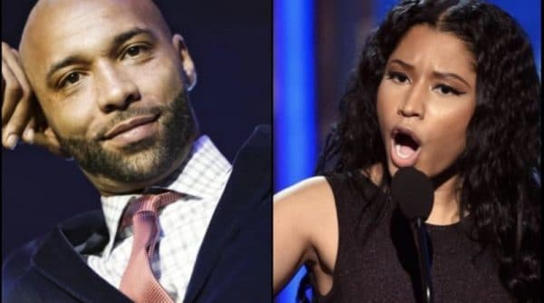 nicki minaj joe budden