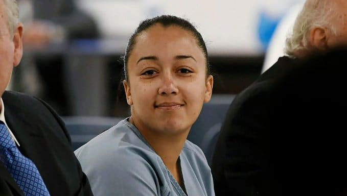 cyntoia brown in court