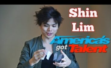 shin lim magic
