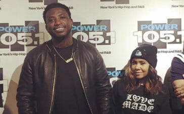gucci mane angela yee breakfast club