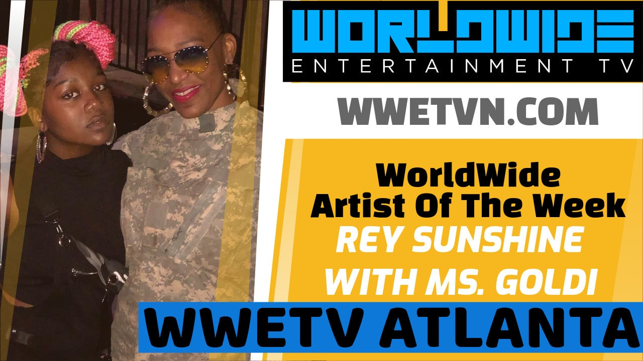 worldwide artist of the week