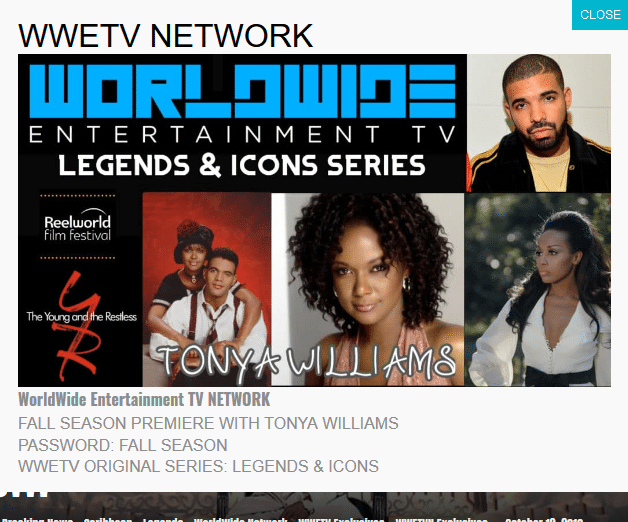 WorldWide Entertainment TV Network