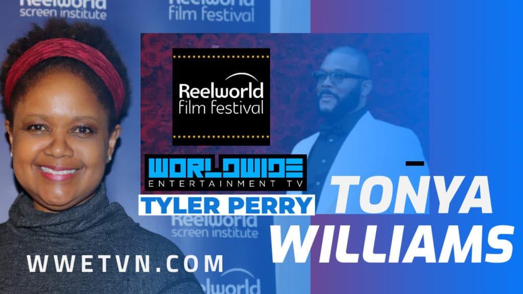 TONYA WILLIAMS TYLER PERRY