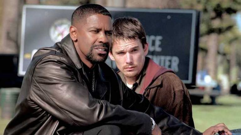 denzel washington ethan hawke