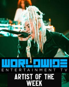 worldwide artist of the week