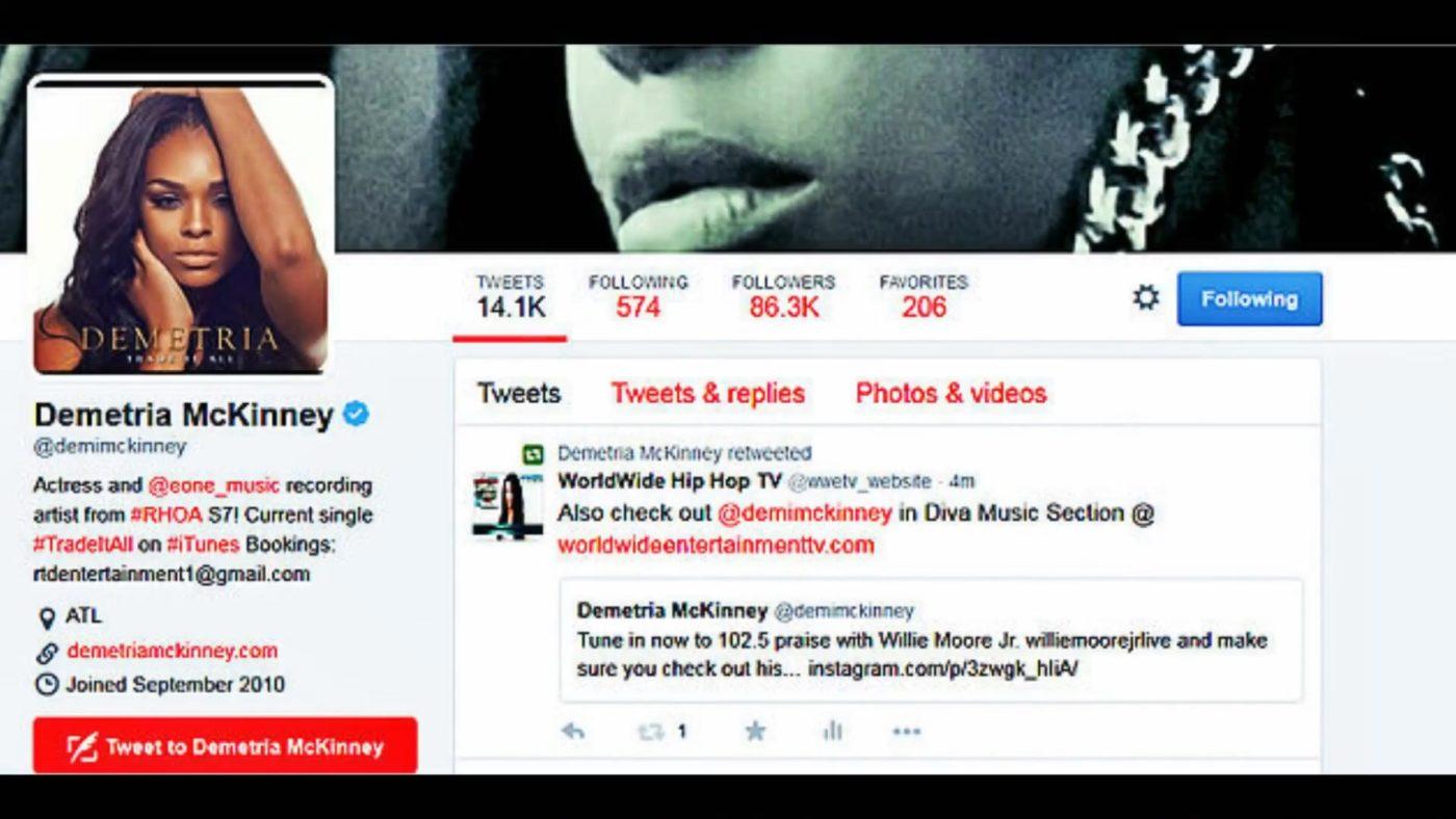 celebrity tweets wwetv