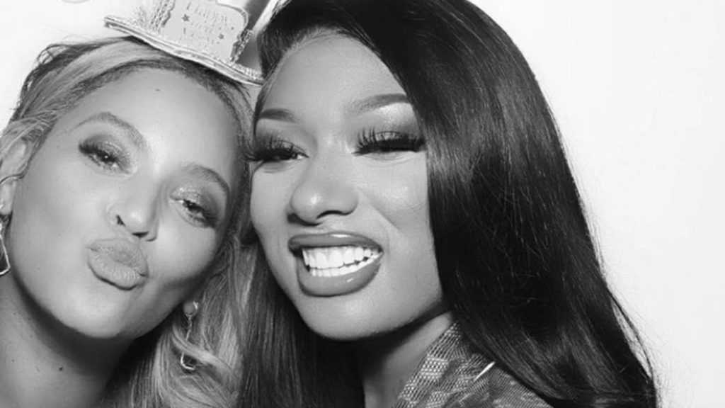 Beyonce Dropped Rhymes On Savage With Megan Thee Stallion Worldwide Entertainment Tv