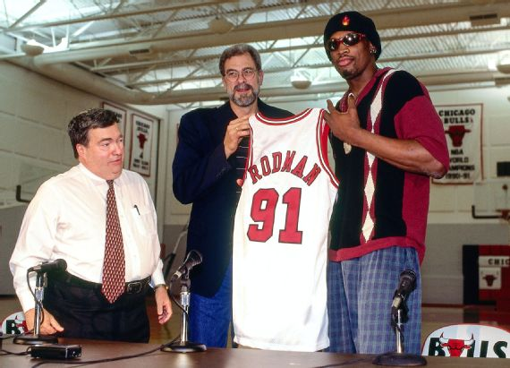 The Last Dance – Episode 3 – Dennis Rodman Is 90's Pop Culture   WWETV