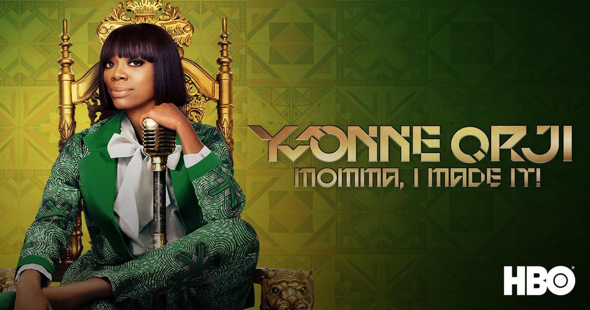 Yvonne Orji Momma I Made It