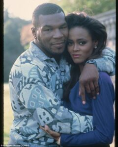 mike tyson robin givens
