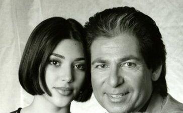 kim and robert kardashian