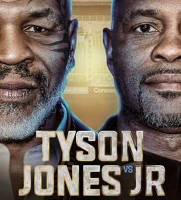 mike tyson roy jones