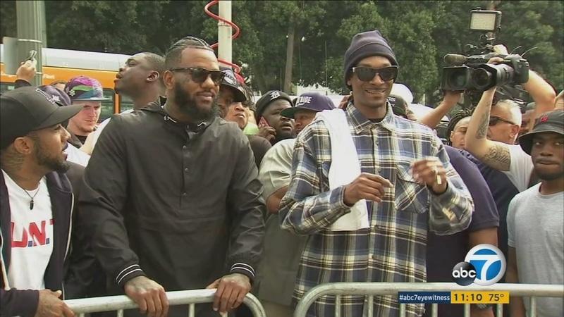 la rappers